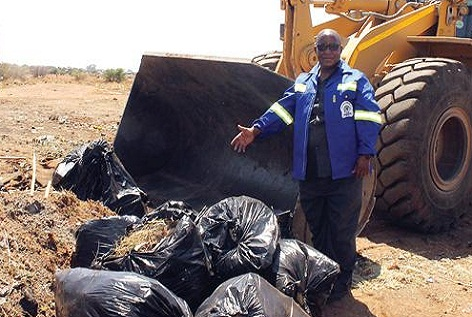 Costs of dumping